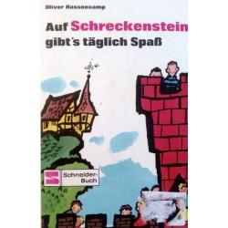 Auf Schreckenstein gibt's täglich Spaß. Von Oliver Hassencamp (1966).