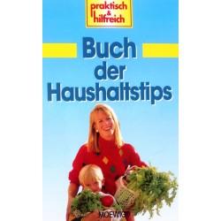 Buch der Haushaltstips. Von Vera Asbeck (1996).
