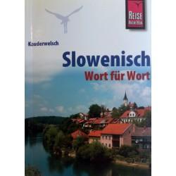 Slowenisch Wort für Wort. Von Alois Wiesler (2011).