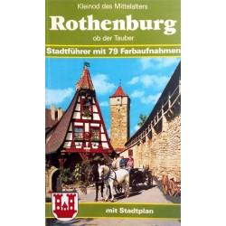 Rothenburg ob der Tauber. Von Wolfgang Kootz (1990).