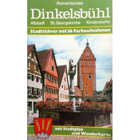 Romantisches Dinkelsbühl. Von Wolfgang Kootz (1990).
