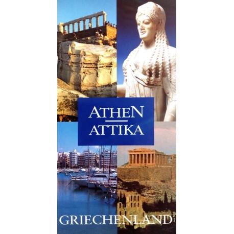 Athen, Attika. Von Giannis Ragos (2004).