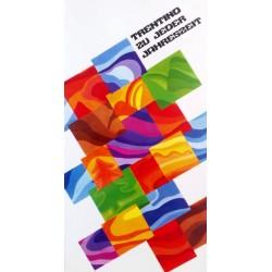 Trentino zu jeder Jahreszeit. Von Simone Giuseppe Gabrielli (1978).