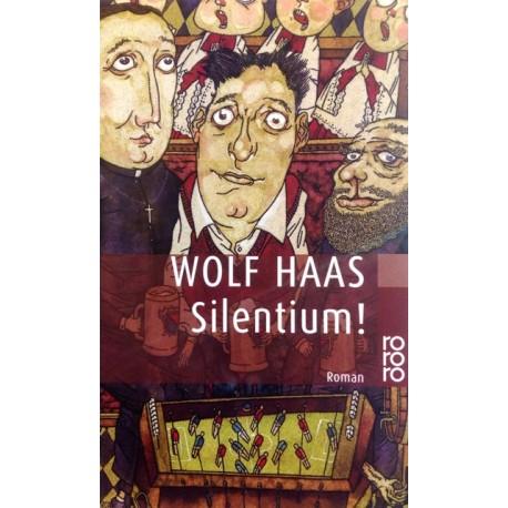 Silentium! Von Wolf Haas (2003).