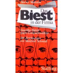 Das Biest in der Firma. Von Harvey Matusow (1969).
