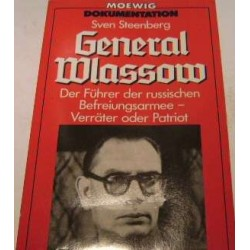 General Wlassow. Von Sven Steenberg (1986).