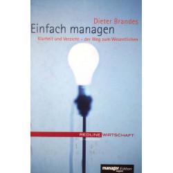 Einfach managen. Von Dieter Brandes (2002).