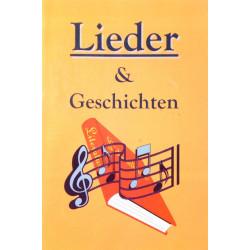 Lieder und Geschichten. Von Günter Prix.