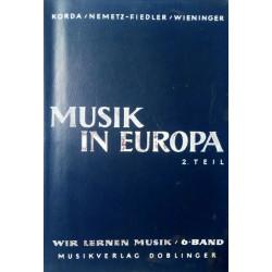 Musik in Europa. 2. Teil. Von Viktor Korda (1981).