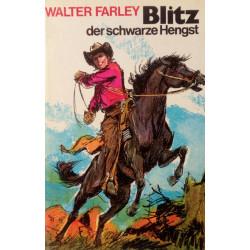 Blitz der schwarze Hengst. Von Walter Farley (1965).