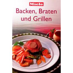 Backen, Braten und Grillen. Von Sigrid Langemeier (1993).