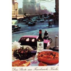 Das Beste aus Frankreichs Küche. Von Lotte Scheibenpflug (1972).