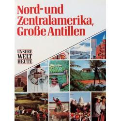 Nord- und Zentralamerika, Große Antillen. Von James Hughes (1991).