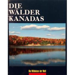 Die Wälder Kanadas. Von Percy Knauth (1975).