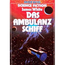 Das Ambulanz Schiff. Von James White (1980).