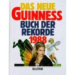 Das neue Guinness Buch der Rekorde 1988.