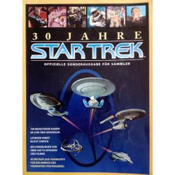 30 Jahre Star Trek. Von Lee Anne Nicholson (1996).