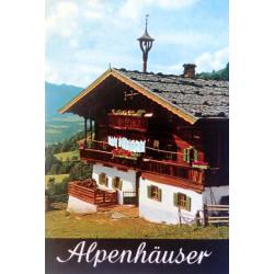 Alpenhäuser und ihre Einrichtung. Von Franz Colleselli (1966).
