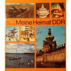 Meine Heimat DDR. Von Hans Krumbholz (1983).
