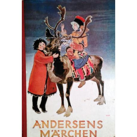 Andersens Märchen. Von Grete Pfandler (1954).
