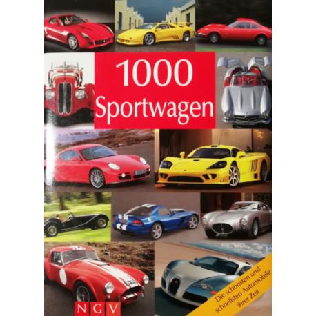 1000 Sportwagen. Von Reinhard Lintelmann (2007).
