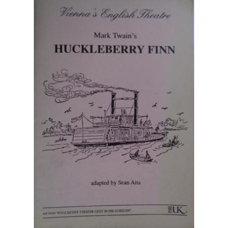 Mark Twain's Huckleberry Finn. Von: Vienna's English Theatre (1997).
