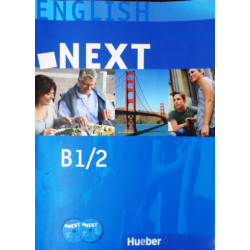 English Next B1/2. Von Myriam Fischer Callus (2011).