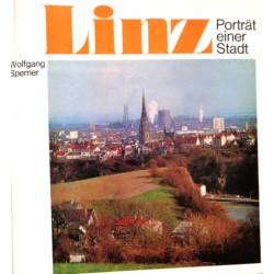 Linz. Porträt einer Stadt. Von Wolfgang Sperner (1976).