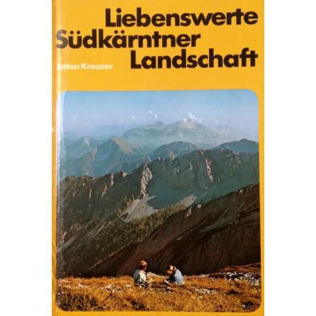Liebenswerte Südkärntner Landschaft. Von Anton Kreuzer (1976).