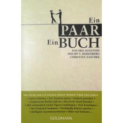 Ein Paar. Ein Buch. Von Eduard Augustin (2011).