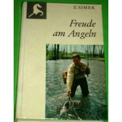 Freude am Angeln. Von Z. Simek (1970).