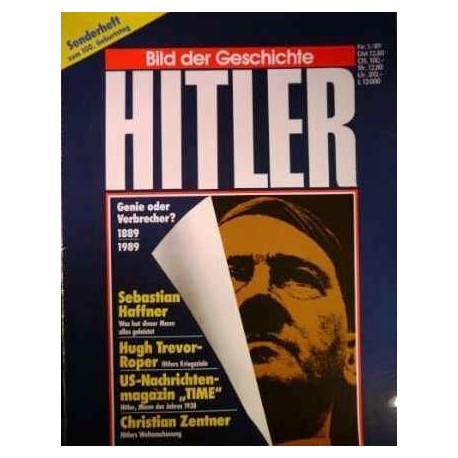 Bild der Geschichte, Sonderheft 1989.