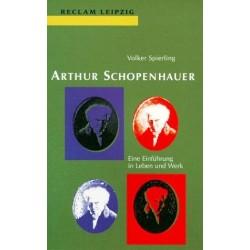 Arthur Schopenhauer. Von Volker Spierling (1998).