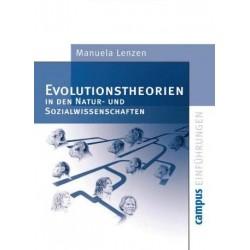 Evolutionstheorien in den Natur- und Sozialwissenschaften. Von Manuela Lenzen (2003).
