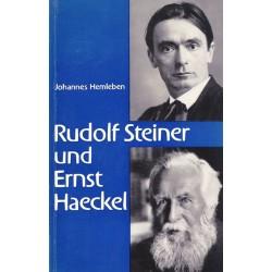 Rudolf Steiner und Ernst Haeckel. Von Johannes Hemleben (1968).