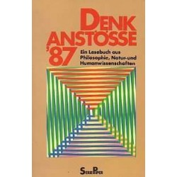 Denkanstöße 87. Von Heidi Bohnet-von der Thüsen (1986).