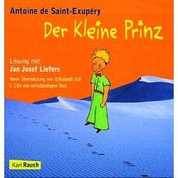 Der Kleine Prinz. Hörbuch von Antoine de Saint-Exupéry (2009).