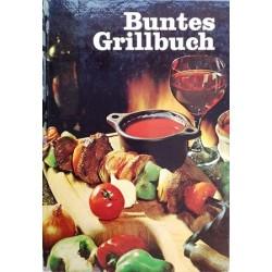 Buntes Grillbuch. Von Erna Horn (1972).