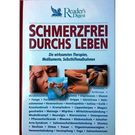 Schmerzfrei durchs Leben. Die wirksamsten Therapien, Medikamente, Selbsthilfemaßnahmen (2000).