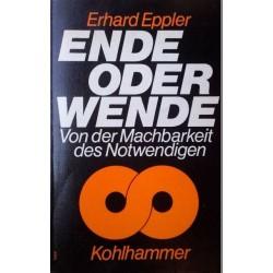 Ende oder Wende. Von Erhard Eppler (1975).