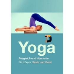 Yoga. Ausgleich und Harmonie für Körper, Seele und Geist. Von Christina Brown (2009).