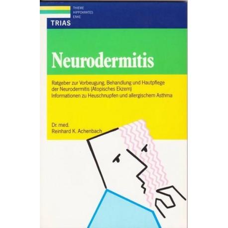 Neurodermitis. Von Reinhard Achenbach (1989).
