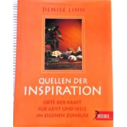 Quellen der Inspiration. Von Denise Linn (1999).
