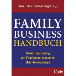 Family Business Handbuch. Von Erwin Frasl (2007).