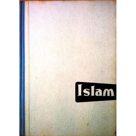 Islam heute - morgen. Von Ernst Bannerth (1958).