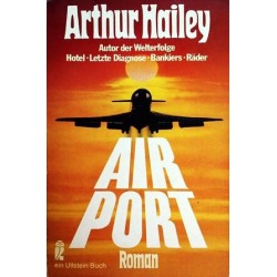 Airport. Von Arthur Hailey (1983).