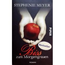 Biss zum Morgengrauen. Von Stephenie Meyer (2009).