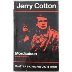 Mordsaison. Von Jerry Cotton (1965).