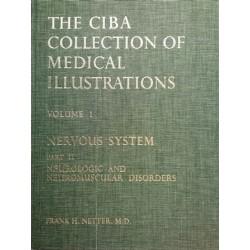 The Ciba Collection of Medical Illustrations. Volume 1. Nervous System. Von Frank H. Netter (1986).