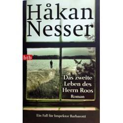 Das zweite Leben des Herrn Roos. Von Hakan Nesser (2011)